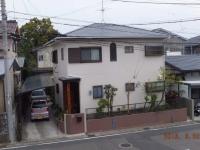 外壁塗装・屋根塗装工事 鹿児島市西伊敷H様邸