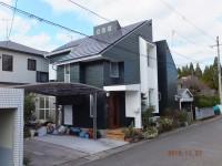 鹿児島市明和K様邸 外壁・屋根塗装 外壁スタジオ滝の神