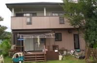 鹿児島市伊敷町A様邸 屋根 外壁塗装befor