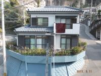 鹿児島市坂元町M様邸 外壁塗装・屋根塗装・雨漏り工事 外壁スタジオ滝の神