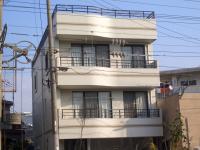 鹿児島市長田町K様邸 ビル屋上防水 塗装工事 外壁スタジオ滝の神