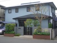 鹿児島市星ヶ峰A様邸 外壁塗装・屋根塗装 外壁スタジオ滝の神