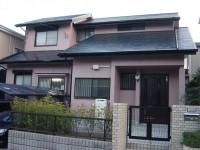 鹿児島市皇徳寺台K様邸 外壁塗装・屋根塗装 外壁スタジオ滝の神