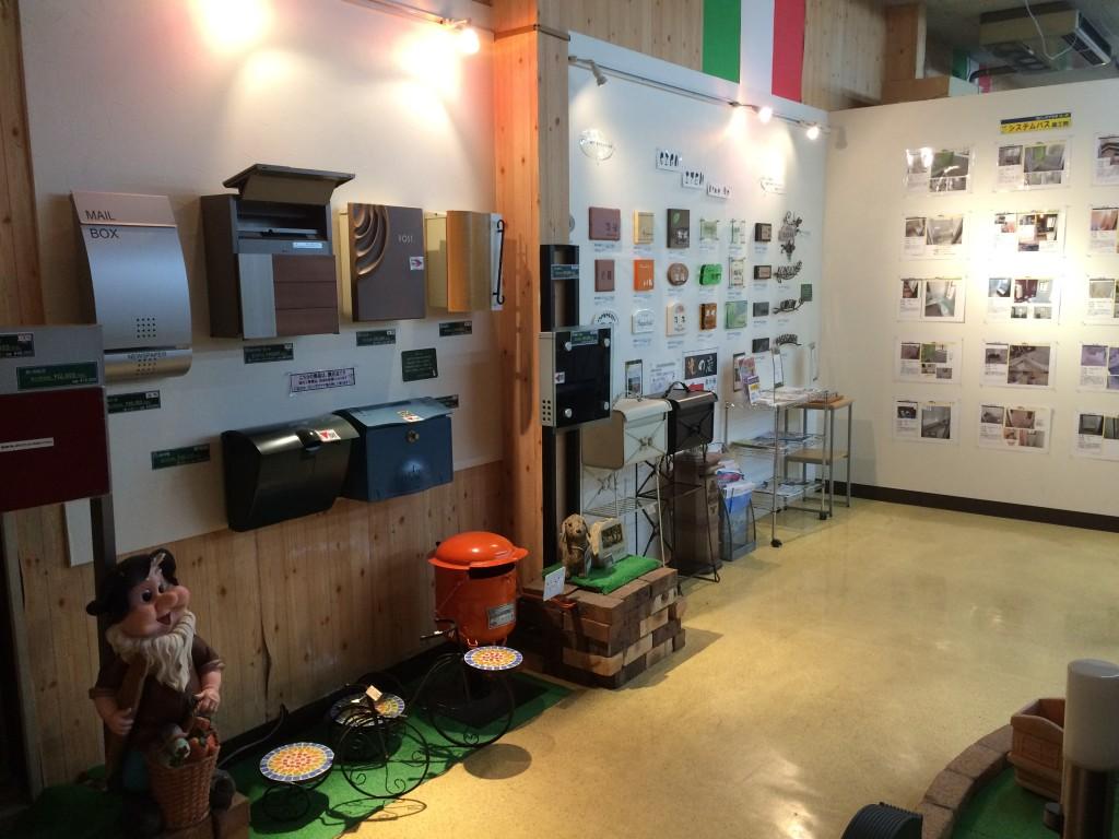 外壁塗装&雨漏り専門店 鹿児島市にある外壁スタジオ滝の神ショールーム写真019