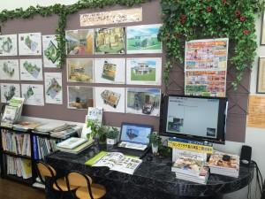 外壁塗装&雨漏り専門店 鹿児島市にある外壁スタジオ滝の神ショールーム写真111