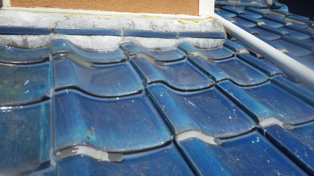 屋根瓦からの雨漏りのご相談|鹿児島市の補修画像3