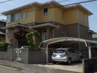 鹿児島市伊敷台N様邸|外壁・屋根塗装工事 外壁スタジオ滝の神