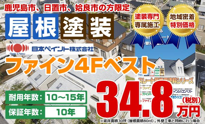 塗装 34.8万円(税込38.28万円)